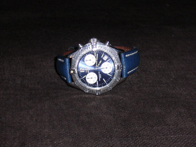 Breitling Montbrillant and Chrono Colt: start of a collection