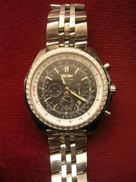 Help please (Breitling for Bentley - Real?)