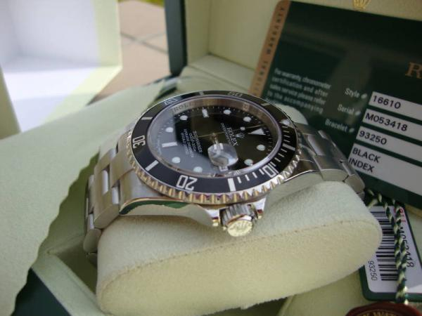 FS: Rolex Submariner 16610