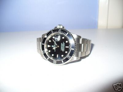 is this a real rolex sub?