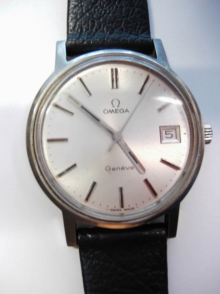 Help for identify my Omega Watch